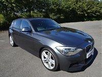 2013 BMW 1 SERIES 2.0 118D M SPORT 5d 141 BHP £8990.00