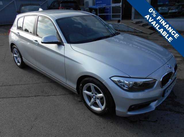 USED 2015 65 BMW 1 SERIES 1.5 116D ED PLUS 5d 114 BHP COMPREHENSIVE SERVICE HISTORY