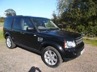 2010 LAND ROVER DISCOVERY 3.0 4 TDV6 HSE 5d AUTO 245 BHP £13500.00