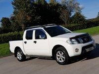USED 2015 64 NISSAN NAVARA 2.5 DCI TEKNA 4X4 SHR DCB 1d AUTO 188 BHP