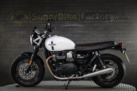 USED 2018 18 TRIUMPH STREET TWIN ALL TYPES OF CREDIT ACCEPTED GOOD & BAD CREDIT ACCEPTED, 1000+ BIKES IN STOCK