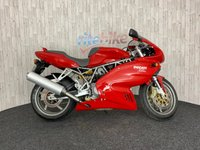 2004 DUCATI SUPERSPORT 1000 SS FF GENUINE LOW MILEAGE EXAMPLE 2004 04 PLATE  £4490.00