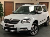 USED 2015 15 SKODA YETI 2.0 OUTDOOR LAURIN AND KLEMENT TDI CR DSG 5d AUTO 138 BHP