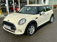 2015 MINI HATCH ONE 1.2 ONE 3 DOOR SAT NAV PEPPER PACK MEDIA XL PACK 101 BHP £7890.00