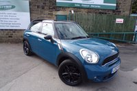 2012 MINI COUNTRYMAN 2.0 COOPER SD 5d 141 BHP £6500.00