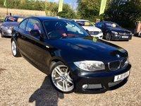 2011 BMW 1 SERIES 2.0 120D M SPORT 2d 175 BHP £6000.00