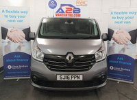 USED 2016 16 RENAULT TRAFIC 1.6 SL27 SPORT DCI 115 BHP 10447 MILES, Side Steps, Roof Bars, Sat Nav,Reversing Camers, Alloys Much more.....  ** Drive Away Today** Over The Phone Low Rate Finance Available, Just Call us on 01709 866668 **