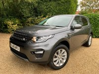 USED 2016 66 LAND ROVER DISCOVERY SPORT 2.0 TD4 SE TECH 5d AUTO 180 BHP