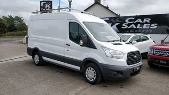 View our FORD TRANSIT CUSTOM 290 TREND LR P/V