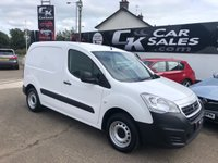 USED 2018 18 CITROEN BERLINGO 1.6 850 ENTERPRISE L1 BLUEHDI 1d 98 BHP