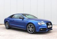 2015 AUDI A5 2.0 TDI BLACK EDITION PLUS 3d 187 BHP £13995.00
