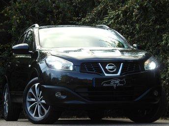 2010 NISSAN QASHQAI 2.0 TEKNA 5d AUTO 140 BHP £7490.00