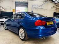 USED 2010 10 BMW 3 SERIES 2.0 320d SE Business Edition 4dr SAT NAV HTD LEATHER 18S