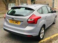 USED 2012 12 FORD FOCUS 1.6 Zetec Powershift 5dr JUST SERVICED, BLUETOOTH