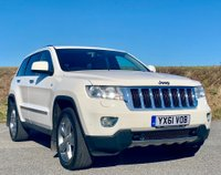 2011 JEEP GRAND CHEROKEE 3.0 CRD V6 Limited 4x4 5dr £11990.00
