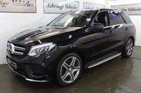 USED 2016 66 MERCEDES-BENZ GLE-CLASS 3.0 GLE350d V6 AMG Line (Premium) G-Tronic 4MATIC (s/s) 5dr PAN ROOF! 360 CAM! EURO 6!