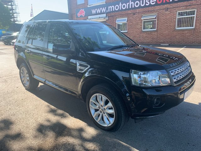 USED 2012 12 LAND ROVER FREELANDER 2.2 SD4 HSE 5d AUTO 190 BHP EXCELLENT EXAMPLE WITH SERVICE HISTORY