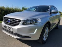2015 VOLVO XC60 2.4 D5 SE LUX NAV AWD 5d AUTO 217 BHP £14995.00