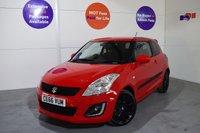 2016 SUZUKI SWIFT 1.2 SZ-L 3d 94 BHP £6980.00