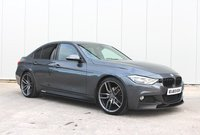 2013 BMW 3 SERIES 2.0 320D M SPORT 4d AUTO 181 BHP £9995.00