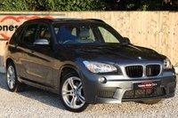 USED 2014 64 BMW X1 2.0 SDRIVE20D M SPORT 5d AUTO 181 BHP