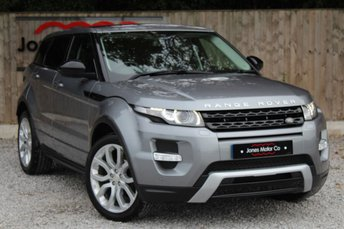 2014 LAND ROVER RANGE ROVER EVOQUE 2.2 SD4 DYNAMIC 5d AUTO 190 BHP**PANORAMIC SUNROOF** £21995.00