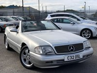 1998 MERCEDES-BENZ SL