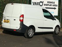 USED 2018 18 FORD TRANSIT COURIER 1.5 TREND TDCI 1d 74 BHP