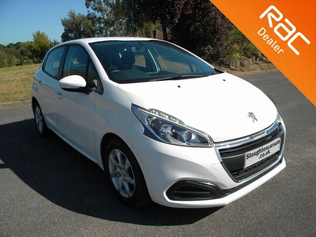 USED 2016 16 PEUGEOT 208 1.6 BLUE HDI ACTIVE 5d 75 BHP Service, MOT and 6 Months warranty!