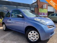 USED 2003 53 NISSAN MICRA 1.2 S 3d AUTO 80 BHP AUTO!! GREAT 1ST CAR!! GENUINE MILEAGE!!