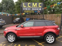 USED 2013 13 LAND ROVER RANGE ROVER EVOQUE 2.2 SD4 PURE 5d AUTO 190 BHP LAND ROVER SERVICE HISTORY, STUNNING FIRENZE RED WITH FULL ALMOND LEATHER UPHOLSTERY. THREE OWNERS FROM NEW. BRAND NEW MOT ON PURCHASE. AIR CONDITIONING. ALLOY WHEELS. DAB RADIO. HEATED SEATS. PARKING SENSORS. ELECTRIC WINDOWS. REMOTE CENTRAL LOCKING. PLEASE GOTO www.lowcostmotorcompany.co.uk TO VIEW OVER 120 CARS IN STOCK