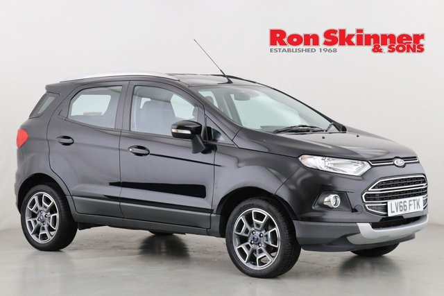 View our 2016 66 FORD ECOSPORT 1.0 TITANIUM 5d 124 BHP