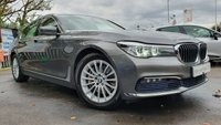 2016 BMW 7 SERIES 3.0 730D XDRIVE 4d AUTO 261 BHP £23990.00
