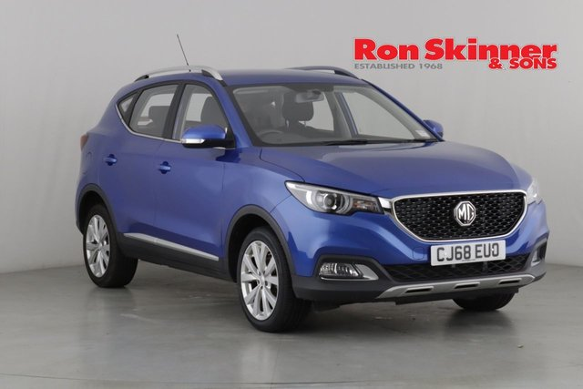 View our 2019 68 MG MG ZS 1.5 EXCITE 5d 105 BHP