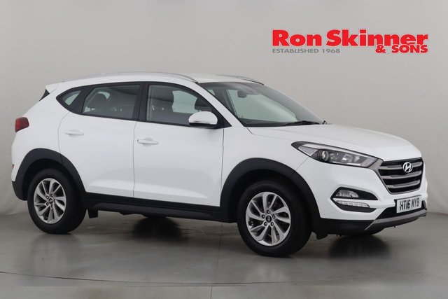 View our 2016 16 HYUNDAI TUCSON 1.7 CRDI SE BLUE DRIVE 5d 114 BHP