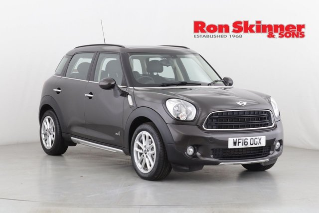 View our 2016 16 MINI COUNTRYMAN 1.6 COOPER D ALL4 BUSINESS 5d 112 BHP
