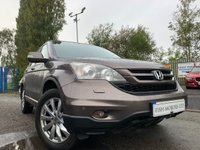USED 2011 11 HONDA CR-V 2.2 I-DTEC ES-T 5d 148BHP BLUE+MEDIA+CRUISE+CLIMATE+ALLOYS+2KEYS+SATNAV+HALFLEATHER+ELEC+