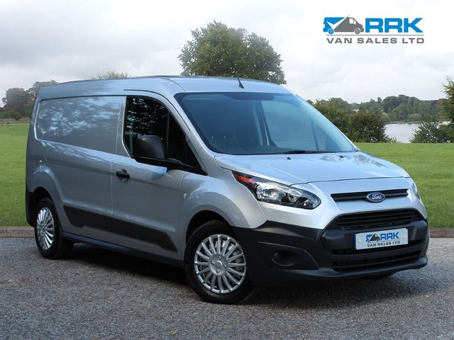 2018 18 FORD TRANSIT CONNECT 1.5 210 P/V L2 LWB
