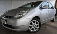 USED 2009 59 TOYOTA PRIUS 1.5 LIMITED EDITION 2 VVT-I 5d AUTO 77 BHP