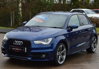 USED 2013 63 AUDI A1 2.0 SPORTBACK TDI BLACK EDITION 5d 141 BHP ***PREVIOUSLY SOLD BY OURSELVES***