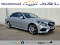USED 2014 14 MERCEDES-BENZ E CLASS 3.0 E350 BLUETEC AMG SPORT 4d AUTO 249 BHP Full Dealer History Huge Spec Buy Now, Pay Later Finance!