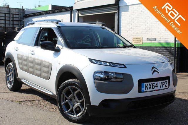 USED 2014 64 CITROEN C4 CACTUS 1.6 BLUEHDI FEEL 5d 98 BHP VIEW AND RESERVE ONLINE OR CALL 01527-853940 FOR MORE INFO.
