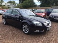 USED 2013 62 VAUXHALL INSIGNIA 2.0 ELITE CDTI 5d 157 BHP GREAT EXAMPLE WITH FULL SERVICE HISTORY