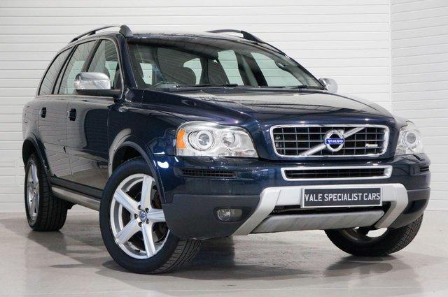 2011 11 VOLVO XC90 2.4 D5 R-DESIGN AWD AUTO (SAT NAV)