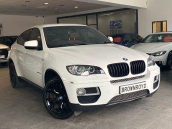 2014 BMW X6 3.0 XDRIVE40D 4d AUTO 302 BHP £21990.00