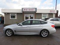 USED 2014 64 BMW 3 SERIES 3.0 330D M SPORT GRAN TURISMO 5DR AUTOMATIC DIESEL 255 BHP