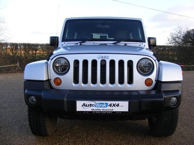 2008 08 JEEP WRANGLER Sahara Unlimited 2.8 CRD