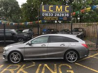 USED 2016 16 MERCEDES-BENZ CLA 2.1 CLA 220 D 4MATIC AMG LINE 5d AUTO 174 BHP STUNNING METALLIC MOUNTAIN GREY PAINT, EXCLUSIVE AMG BLACK LEATHER RED STITCHES, POLISHED AMG ALLOYS, FRONT AND REAR PDC, PANORAMIC GLASS SUNROOF, PRIVACY GLASS, HEATED SEATS 4X4, MASSIVE SPEC LOW MILES