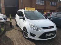 USED 2012 62 FORD GRAND C-MAX 1.6 TITANIUM 5d 148 BHP