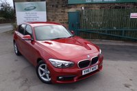 USED 2017 67 BMW 1 SERIES 1.5 118I SE 5d 134 BHP SAT NAV Only 11,000 Miles!!